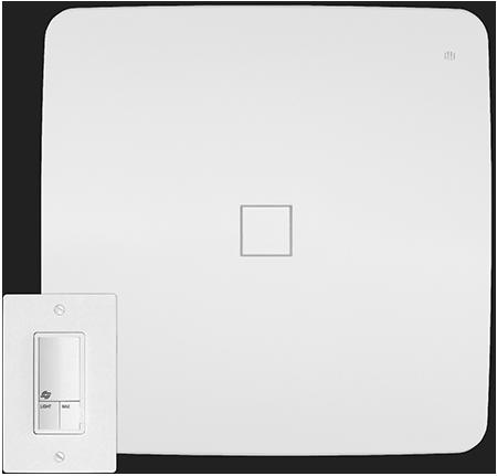 Quietest Bathroom Fan Increase Airflow Control